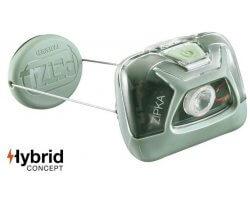 Lampe Frontale Ultra-Compacte Zipka vert PETZL