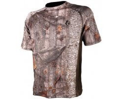 Tee-shirt camouflage bois 3DX SOMLYS