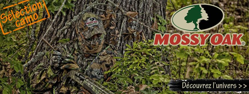 Gamme Mossy Oak