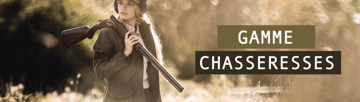 Vêtements de chasse pour femmes