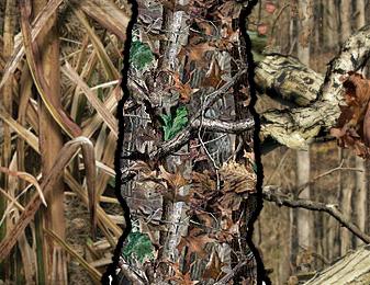 Sélection de camouflage pour la chasse