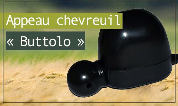 Appeau chevreuil Buttolo
