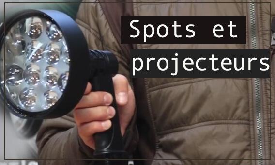Spots et Projecteurs
